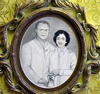 The image of my parents Bill and Joan Soderlund