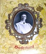 Lina Söderlund was the first pharmacist in the family
